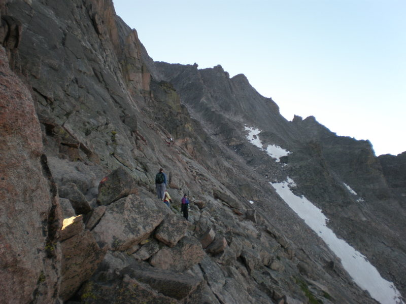 Recovering Perfectionist Hike 3 Long S Peak